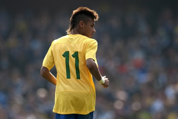 Neymar da Silva Santos Júnior – The World's Hottest Property?